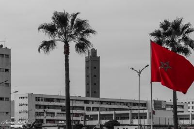 Morroco flag