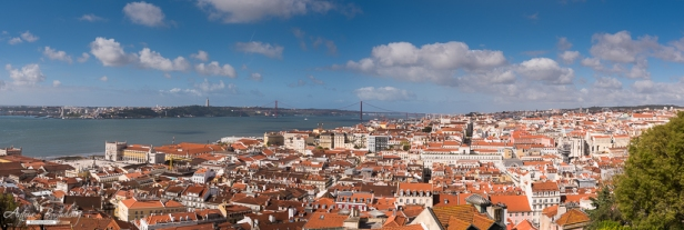 Castelo de São Jorge best miradouros Lisbon