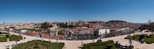 miradouro de são Pedro de Alcãntara top 10 viewpoints Lisbon