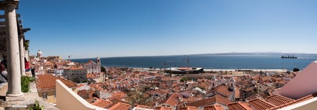 Miradouro de Santa Luzia top 10 viewpoints lisbon